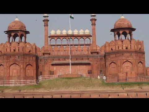 Lal Qila Delhi (RED FORT) Full Visit With Short History.