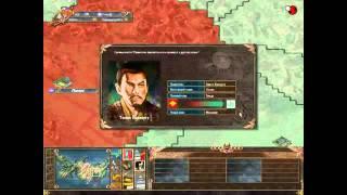 Обзор Такеда 3 Takeda 3 Review PC Total war 2d clone shogun 2 parody