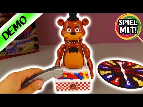 DON'T WAKE FREDDY! Gruseliges Five Nights at Freddy's Spiel Deutsch - PIZZA KLAUEN? LIEBER NICHT!