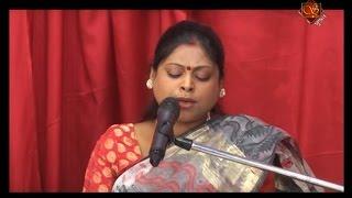 Moumita Das - Sangeet Sudha at Srijan TV