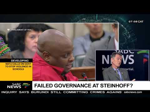 DISCUSSION: Failed governance at Steinhoff