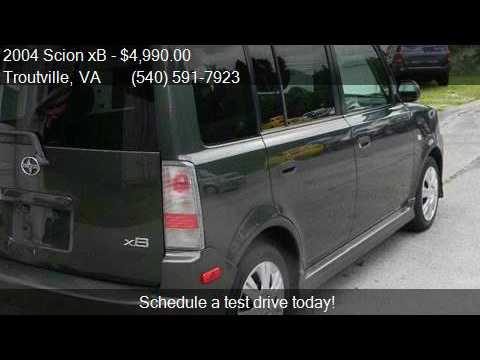 2004 Scion xB Base 4dr Wagon for sale in Troutville, VA 2417