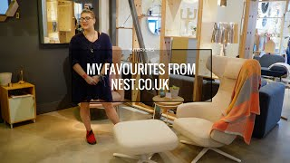 Interiors Vlog at NEST.co.uk Bloggers Breakfast | Digital Diva