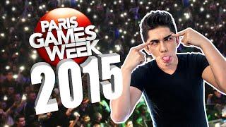 PARIS GAMES WEEK 2015 - FLORIAN NGUYEN