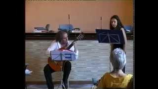 Alessandra Leggi - Treue Liebe (Brahms)