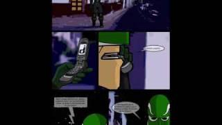 El Desconocido: Mercenario de la Justicia - El Juego de las Lagrimas (Desperado vs. The Crying Game)