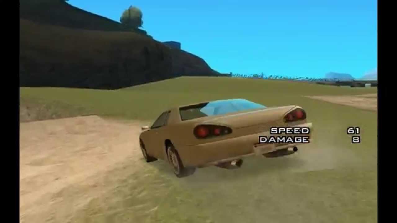 Enb Series For Gta San Andreas Sa Mp Only Car And Water