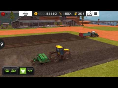 Farming Simulator 18 - #2 Sheep and fertilizing - Gameplay on iPhone