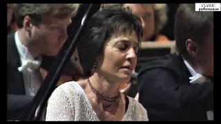 Maria João Pires Plays CHOPIN PIANO CONCERTO 1 In E Minor Emmanuel Krivine
