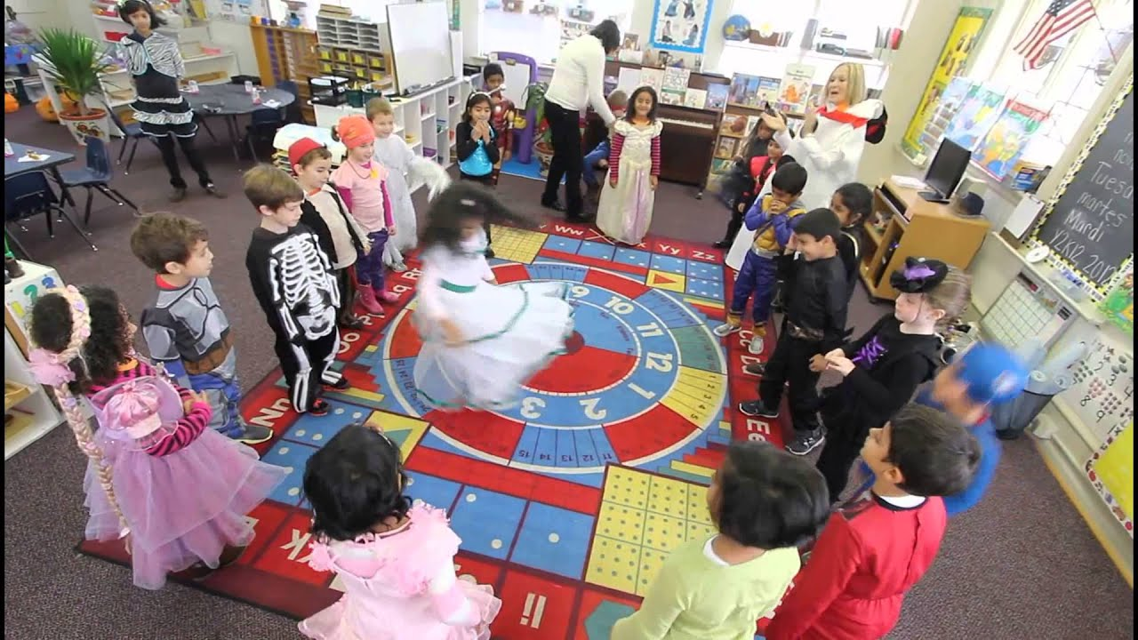 lms kindergarten halloween party youtube