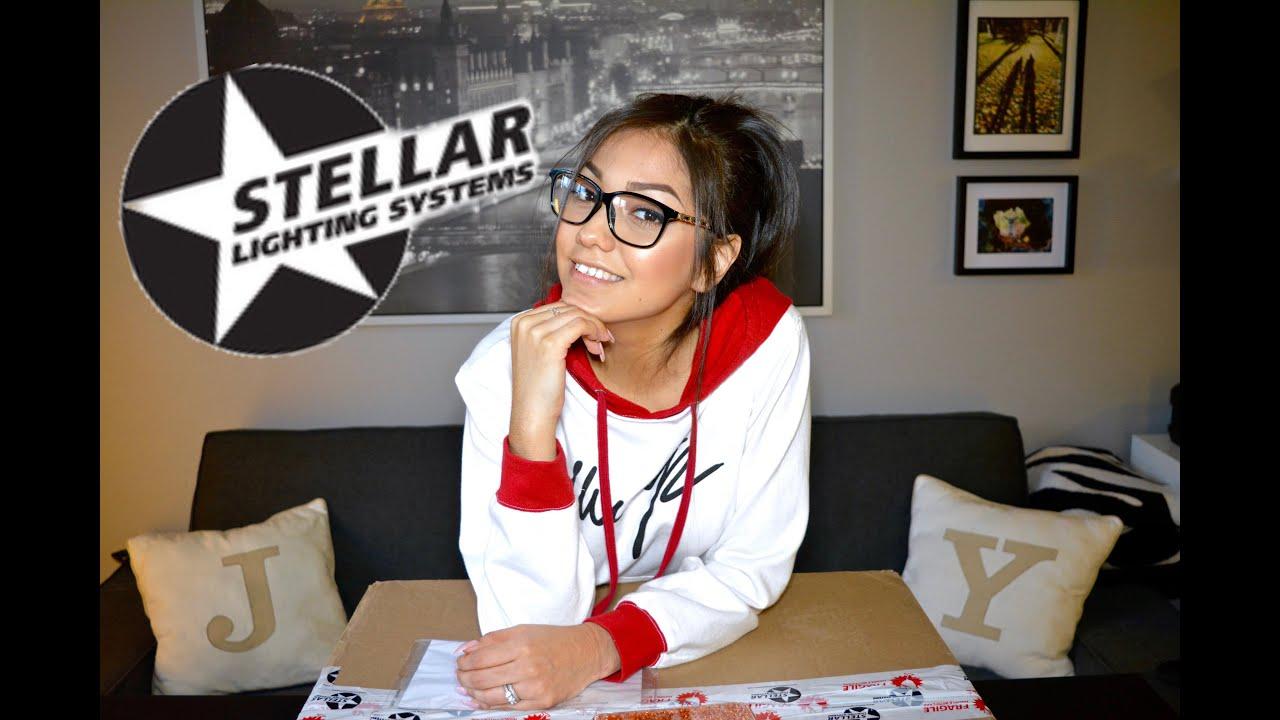 sc 1 st  YouTube & Stellar Lighting Unboxing | Diva 18