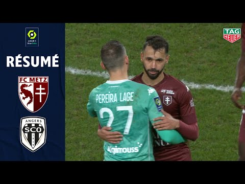Metz Angers Goals And Highlights