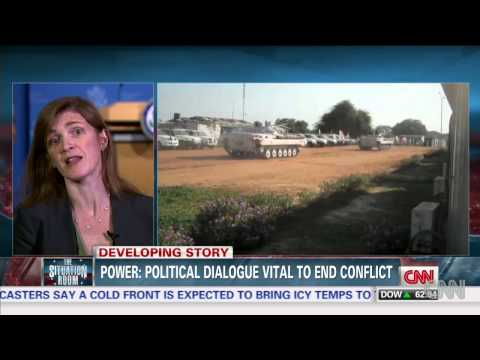 Power: No military solution in South Sudan