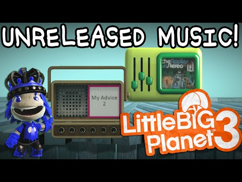 LBP3 Glitch: Unreleased Music Giveaway!