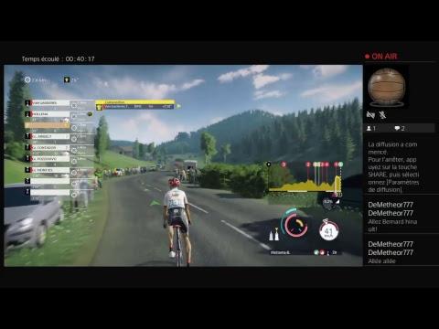 Tour de France 2017 My Tour équipe Trek étape 19 Dole - Station des Rousses