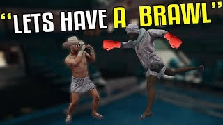 Funny Voice Chat - PUBG - Boxing Match