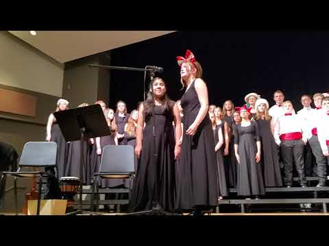 West Jackson Middle School 7th Grade Chorus (2)