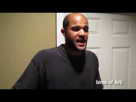 Homeboy Sandman Interview with Izms of Art