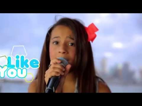 I Really Like You   Carly Rae Jepsen Angelic cover 11 years old