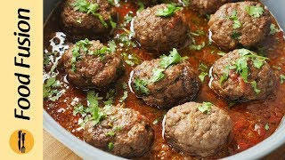Gola Kabab Masala Recipe By Food Fusion