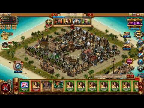 Кодекс Пирата ® - Трейлер от Plarium Games