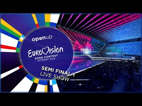 The First Semi Final of Our Eurovision Song Contest 2020 - Semi Final 1 - Live Show