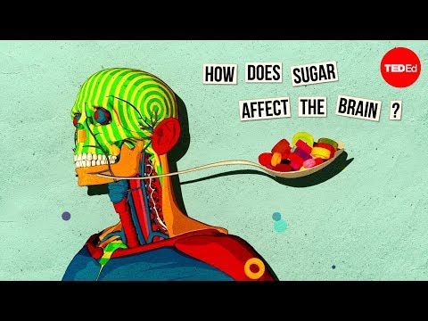Video image: How sugar affects the brain - Nicole Avena