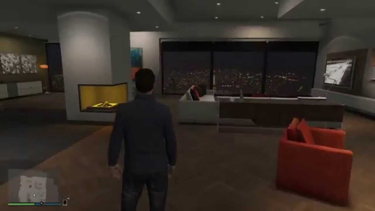 how to buy a house in gta 5 online ps4