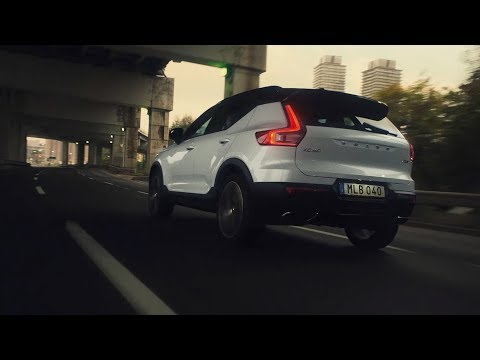 Jennie Abrahamson - My Favorite Things | The New Volvo XC40