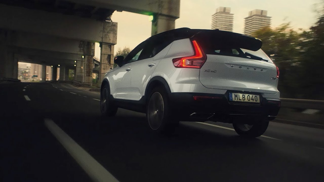 The New Volvo Xc40 Youtube