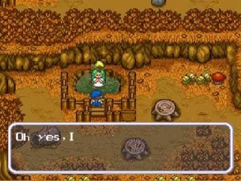 Harvest Moon Snes - Golden Axe