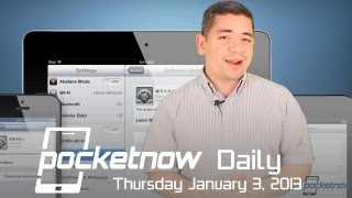 iOS 6 Disturbs, Nokia Goes Aluminum, Samsung teases Tizen & More - Pocketnow Daily
