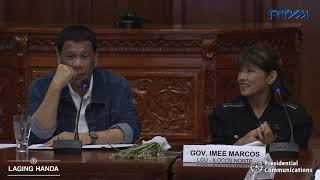 Situation Briefing on the Effects of Typhoon Ompong in Laoag, Ilocos Norte 9/16/2018
