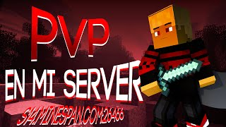 pvp   ffa en mi server ip s22 minespan com 26223