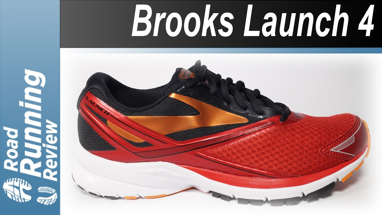 f9bebfd18419 Brooks Launch 4 Review - YouTube