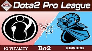 [DOTA 2 PH LIVE]IG.Vatality VS Newbee|Bo2| Dota2 Professional League Season 5 (2018 S1)