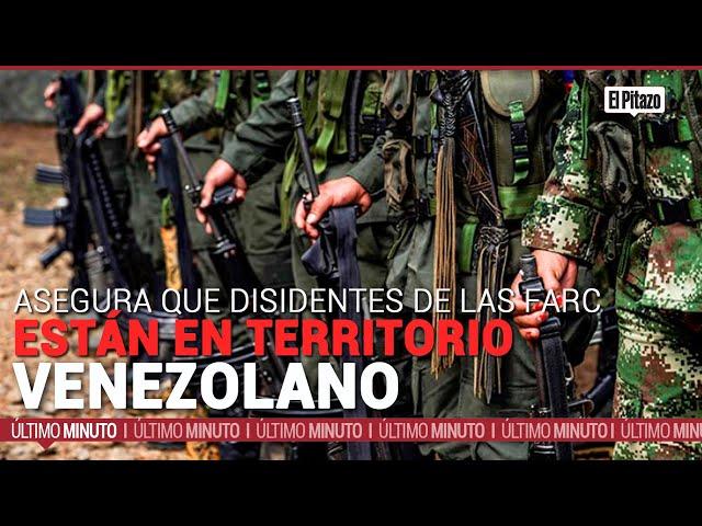 Policía de Colombia asegura que disidentes de las Farc están en territorio venezolano