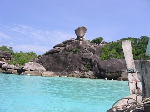 Similan Islands Daytrip