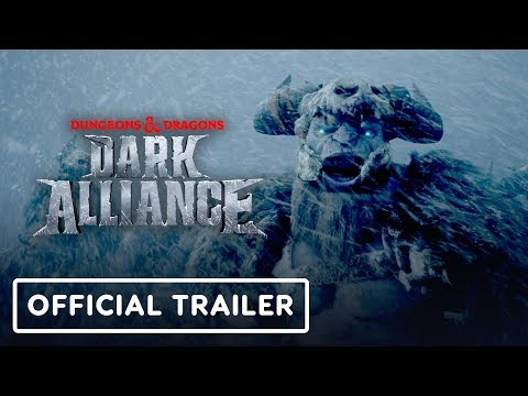 Dark Alliance Official Reveal Trailer | The Game Awards 2019