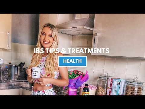 HOW I DEAL WITH IBS TIPS & TREATMENTS FOR MANAGING SYMPTOMS