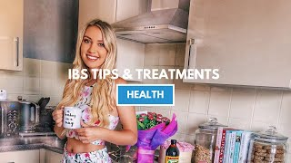 HOW I DEAL WITH IBS - TIPS & TREATMENTS FOR MANAGING SYMPTOMS