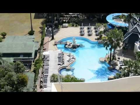 Long Beach Garden Hotel & SPA 4*, Pattaya, Thailand. (FullHD)