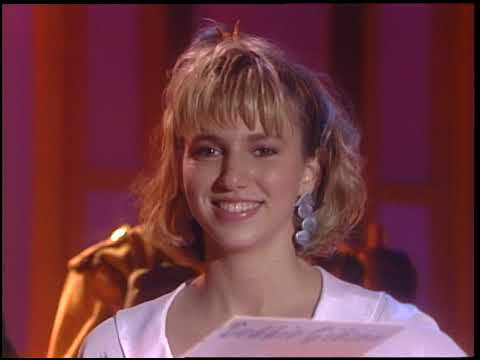 American Bandstand 1987- Interview Debbie Gibson