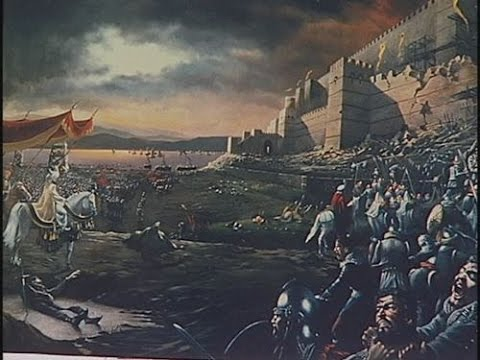 constantinople thesis The ottoman decline thesis or ottoman decline paradigm (turkish: osmanlı gerileme tezi) refers to a now-obsolete historical narrative which once played a dominant role in the study of the history of the ottoman empire.