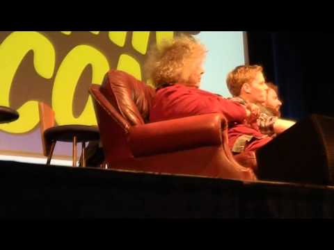 Wales Comic Con - Harry Potter Q and A Panel- Sunday 24th April 2016