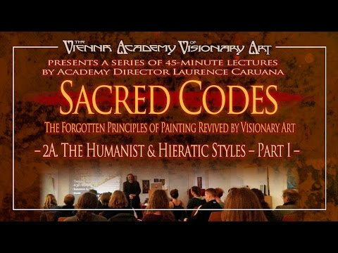 The L. Caruana Sacred Codes Lecture Series: 2a The Humanist
