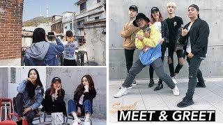 Hidden Cafes in Seoul & Mini Kcon at DDP