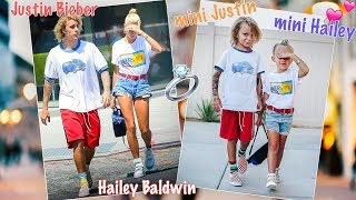 meeting mini justin bieber hailey baldwin exclusive live proposal