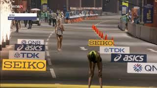 Якутская легкоатлетка Сардана Трофимова заняла 22 место на чемпионате мира в Катаре