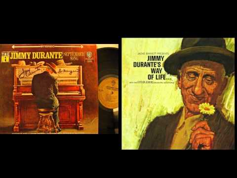 Jimmy Durante-Smile